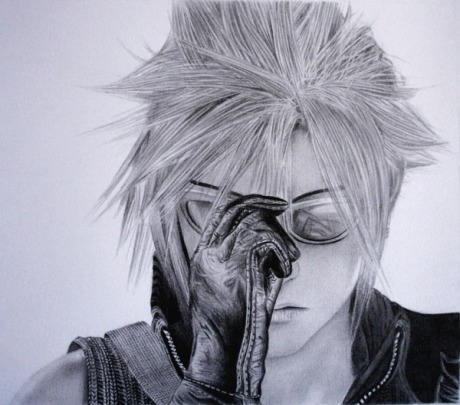 cloud_strife_by_klsadako